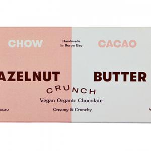 Chow Cacoa Hazelnut Butter Crunch 40g